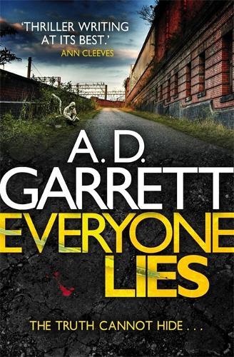 Everyone Lies - DI Kate Simms (Paperback)