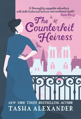 The Counterfeit Heiress - Lady Emily Mysteries (Paperback)