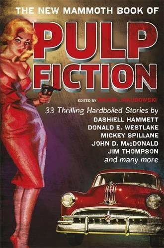 The New Mammoth Book Of Pulp Fiction - Mammoth Books (Paperback)