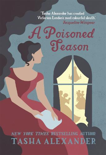 A Poisoned Season - Lady Emily Mysteries 2 (Paperback)
