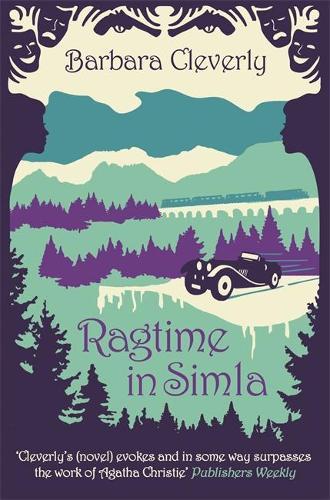 Ragtime in Simla - Joe Sandilands 2 (Paperback)
