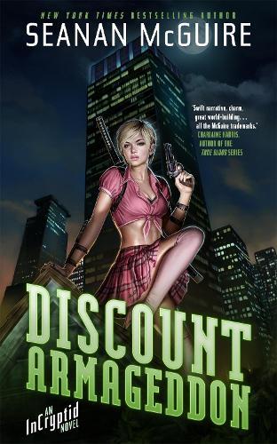 Discount Armageddon: An Incryptid Novel (Paperback)