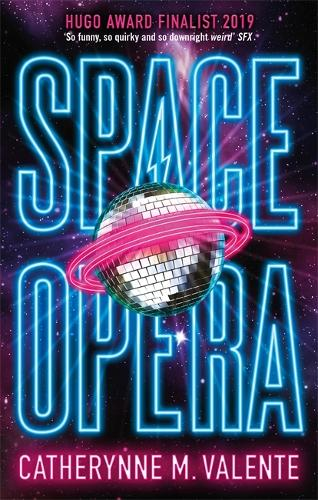 Space Opera (Paperback)