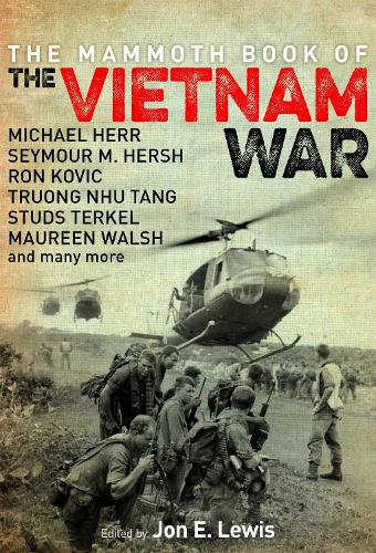 The Mammoth Book of the Vietnam War - Mammoth Books (Paperback)