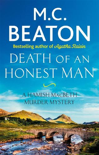 Death of an Honest Man - Hamish Macbeth (Paperback)