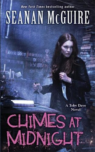 Chimes at Midnight (Toby Daye Book 7) - Toby Daye (Paperback)