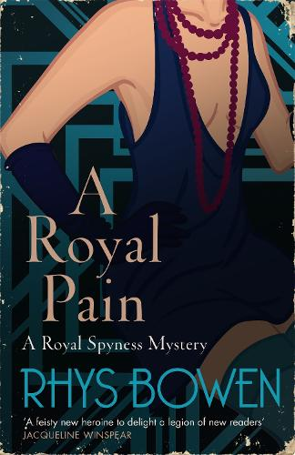 A Royal Pain - Her Royal Spyness (Paperback)
