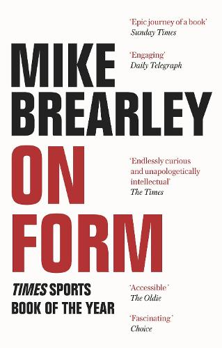 On Form: The Times Book of the Year (Paperback)