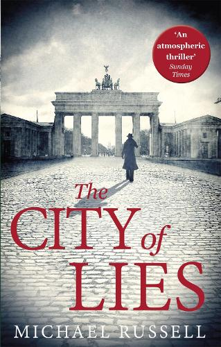 The City of Lies - Stefan Gillespie (Paperback)