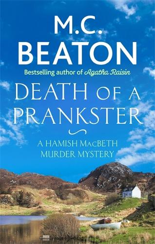 Death of a Prankster - Hamish Macbeth (Paperback)