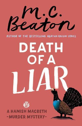 Death of a Liar - Hamish Macbeth (Paperback)