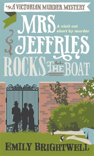 Mrs Jeffries Rocks The Boat - Mrs Jeffries (Paperback)