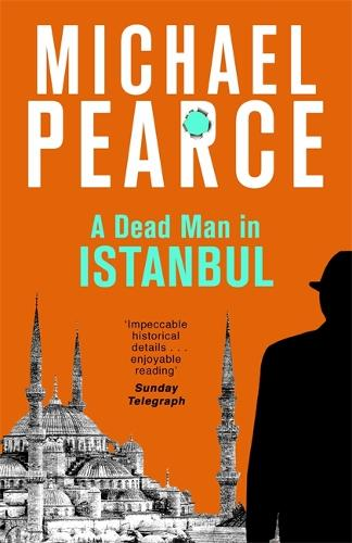 A Dead Man in Istanbul (Paperback)