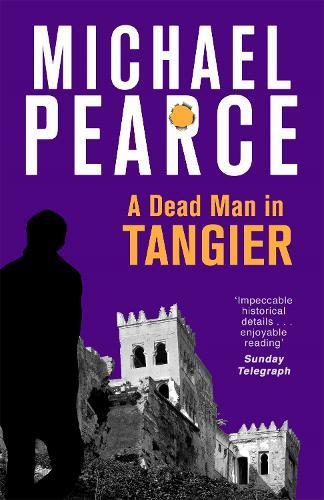 A Dead Man in Tangier (Paperback)
