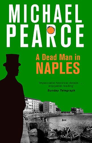 A Dead Man in Naples (Paperback)