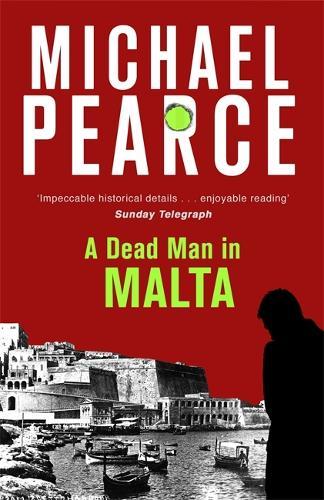 A Dead Man in Malta (Paperback)