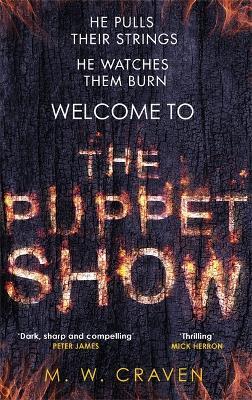 The Puppet Show - Washington Poe (Hardback)