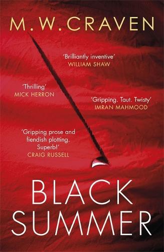 Black Summer - Washington Poe (Hardback)