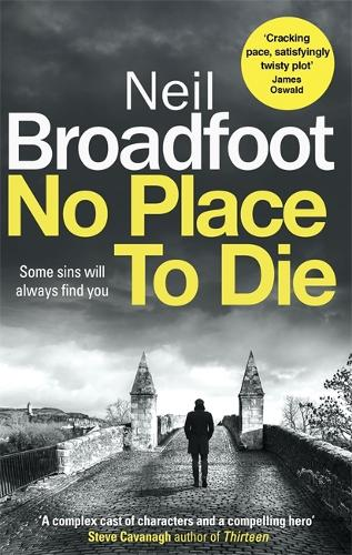 No Place to Die - Connor Fraser (Paperback)