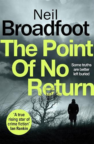 The Point of No Return - Connor Fraser (Hardback)
