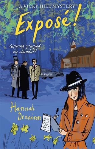 A Vicky Hill Mystery: Expose! - Vicky Hill (Paperback)