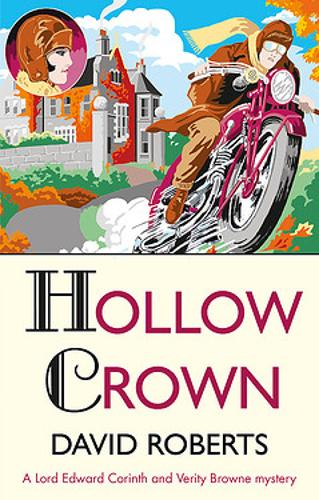 Hollow Crown - Lord Edward Corinth & Verity Browne (Paperback)