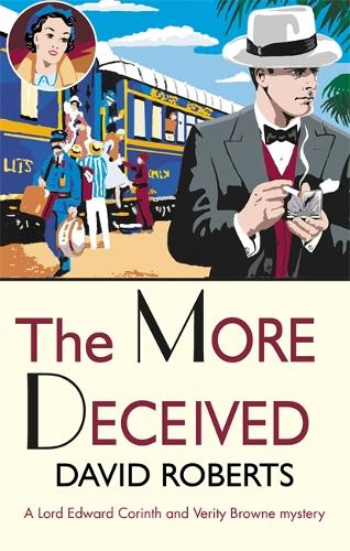 The More Deceived - Lord Edward Corinth & Verity Browne (Paperback)