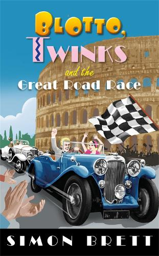 Blotto, Twinks and the Great Road Race - Blotto Twinks (Paperback)