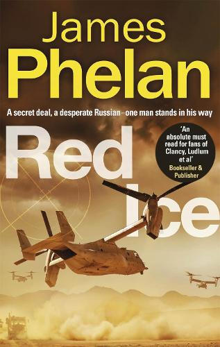Red Ice - The Lachlan Fox Series (Paperback)