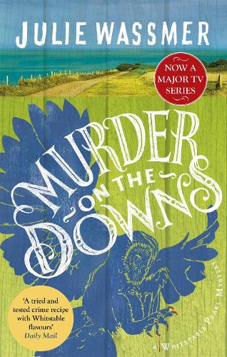 Murder on the Downs - Whitstable Pearl Mysteries (Paperback)