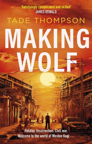 Making Wolf (Paperback)