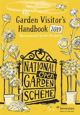 The Garden Visitor's Handbook 2019: Opening beautiful gardens for charity (Paperback)