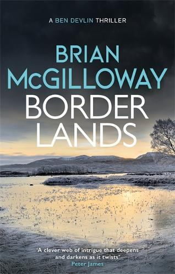 Borderlands - Ben Devlin (Paperback)