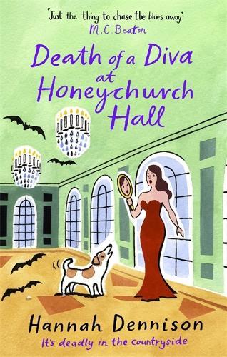 Death of a Diva at Honeychurch Hall - Honeychurch Hall (Paperback)