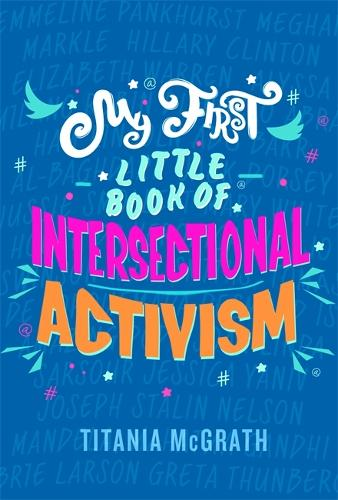 My First Little Book of Intersectional Activism (Hardback)