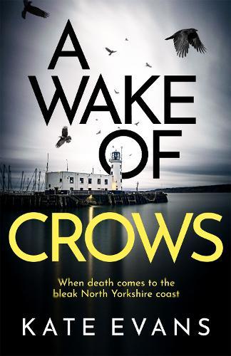 A Wake of Crows - DC Donna Morris (Hardback)