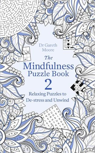 The Mindfulness Puzzle Book 2 - Mindfulness Puzzle Books (Paperback)
