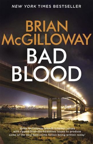 Bad Blood - DS Lucy Black (Paperback)
