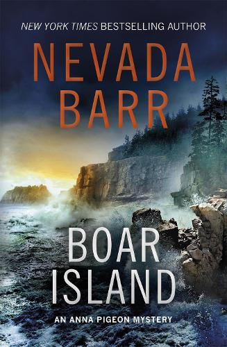 Boar Island (Anna Pigeon Mysteries, Book 19): A suspenseful mystery of the American wilderness - Anna Pigeon Mysteries (Paperback)