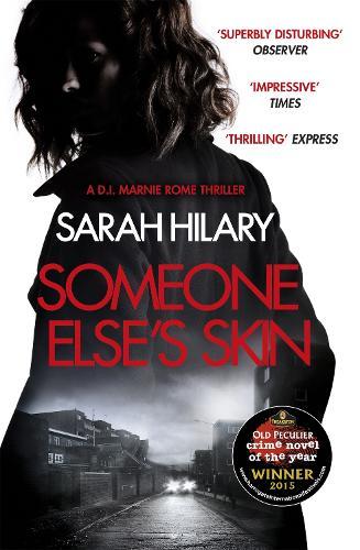 Someone Else's Skin  - D.I. Marnie Rome (Paperback)