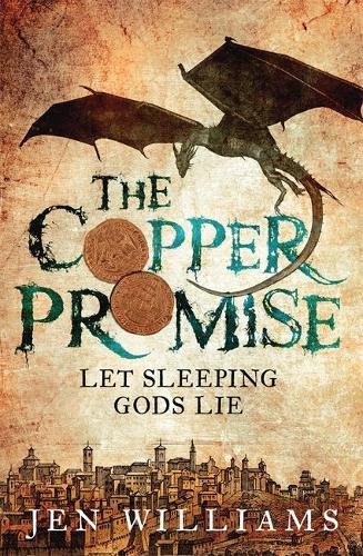 The Copper Promise (complete novel) - Copper Cat Trilogy (Paperback)