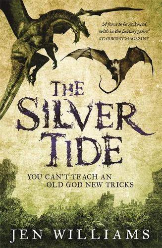 The Silver Tide - Copper Cat Trilogy (Paperback)