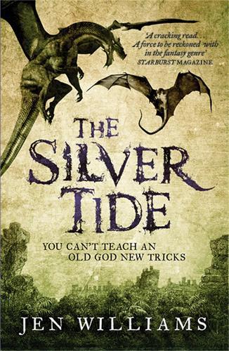 The Silver Tide - Copper Cat Trilogy (Paperback)
