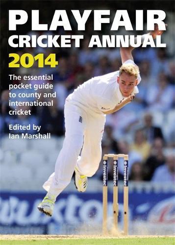 Playfair Cricket Annual 2014 (Paperback)