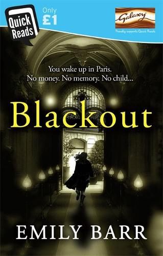 Blackout (Quick Reads 2014): A gripping short story filled with suspense (Paperback)
