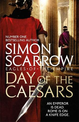 Day of the Caesars (Eagles of the Empire 16) (Hardback)