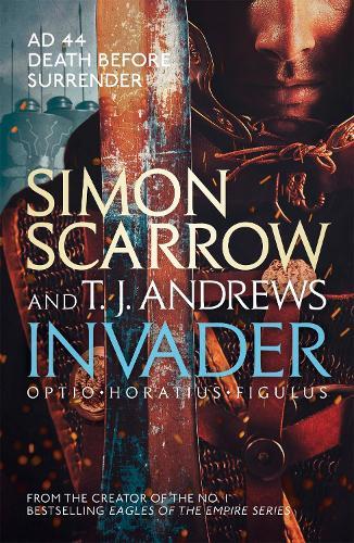 Invader (Paperback)