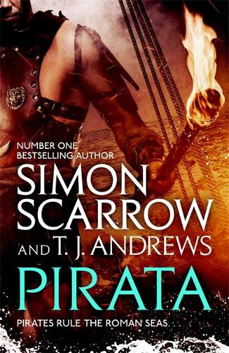Pirata: The dramatic novel of the pirates who hunt the seas of the Roman Empire (Paperback)
