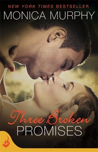 Three Broken Promises: One Week Girlfriend Book 3 - One Week Girlfriend (Paperback)