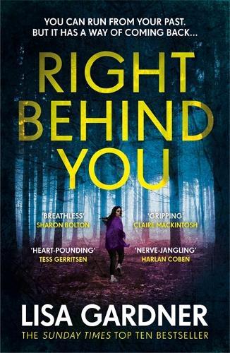 Right Behind You - FBI Profiler (Paperback)